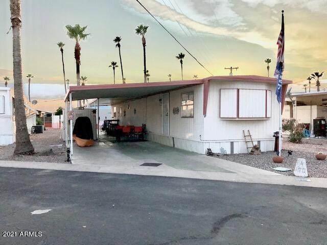 7807 E Main Street A-20, Mesa, AZ 85207 (#6299691) :: AZ Power Team