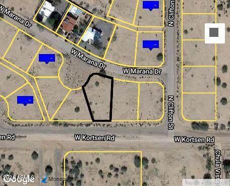 Lot 219 W Marana Drive, Casa Grande, AZ 85193 (MLS #6300525) :: The Ellens Team