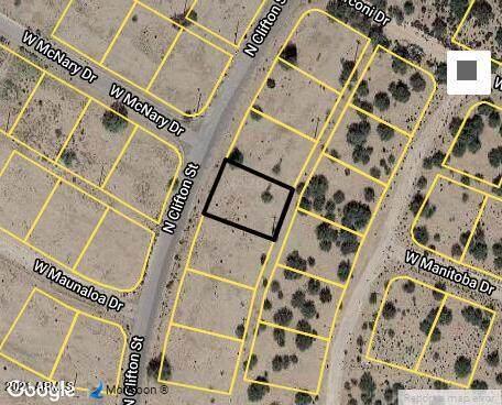 Lot 261 N Clifton Street, Casa Grande, AZ 85193 (MLS #6300528) :: The Ellens Team