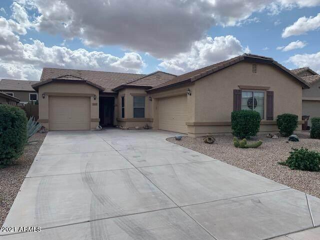 683 W Desert Valley Drive, San Tan Valley, AZ 85143 (MLS #6300759) :: Klaus Team Real Estate Solutions
