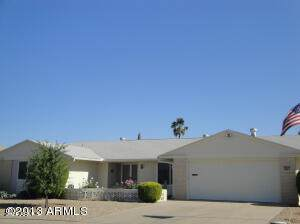 10817 W Hutton Drive, Sun City, AZ 85351 (#6301207) :: AZ Power Team