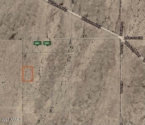 0 W Indian School Road, Tonopah, AZ 85354 (MLS #6301269) :: Fred Delgado Real Estate Group