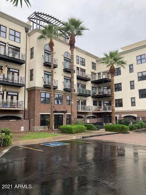 914 E Osborn Road E #316, Phoenix, AZ 85014 (MLS #6301442) :: Elite Home Advisors