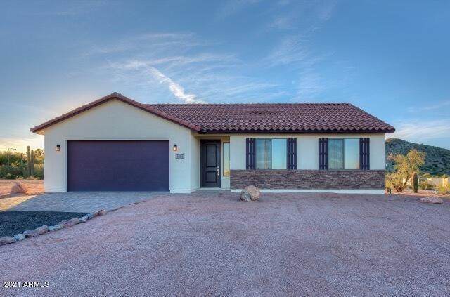 16530 W Sleepy Ranch Road, Surprise, AZ 85387 (MLS #6302495) :: Yost Realty Group at RE/MAX Casa Grande