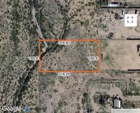 0 N 193rd Avenue, Wittmann, AZ 85361 (MLS #6302729) :: Yost Realty Group at RE/MAX Casa Grande