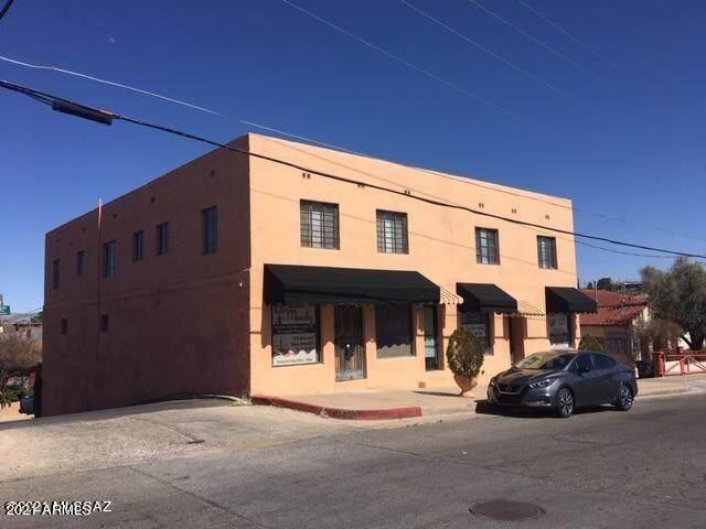 118 W Ellis Street, Nogales, AZ 85621 (MLS #6302903) :: Elite Home Advisors