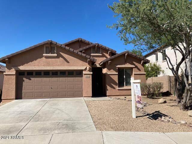 11564 W Tonto Street, Avondale, AZ 85323 (MLS #6303623) :: Yost Realty Group at RE/MAX Casa Grande