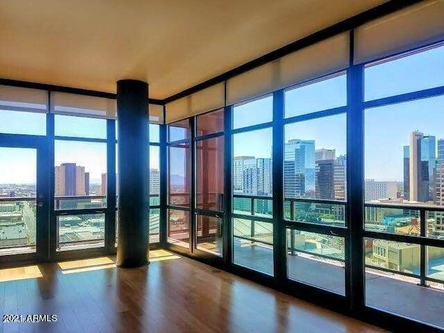 310 S 4TH Street #1805, Phoenix, AZ 85004 (MLS #6304108) :: Openshaw Real Estate Group in partnership with The Jesse Herfel Real Estate Group