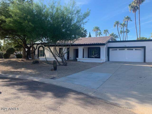 12222 N 57TH Way, Scottsdale, AZ 85254 (MLS #6304479) :: The Newman Team