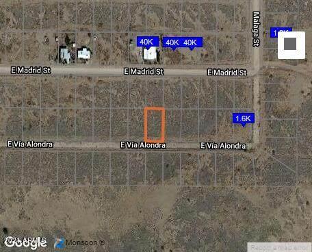 XXXX E Via Alondra, Douglas, AZ 85607 (MLS #6304831) :: Keller Williams Realty Phoenix