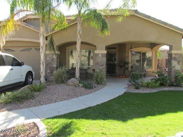 21781 E Rosa Road, Queen Creek, AZ 85142 (MLS #6304937) :: Klaus Team Real Estate Solutions