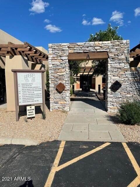 36800 N Sidewinder Road A5, Carefree, AZ 85377 (MLS #6305291) :: Elite Home Advisors