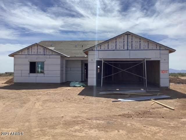21315 W Ocupado, Wittmann, AZ 85361 (MLS #6305384) :: Elite Home Advisors