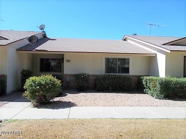 13281 W Bolero Drive, Sun City West, AZ 85375 (MLS #6305930) :: The Daniel Montez Real Estate Group