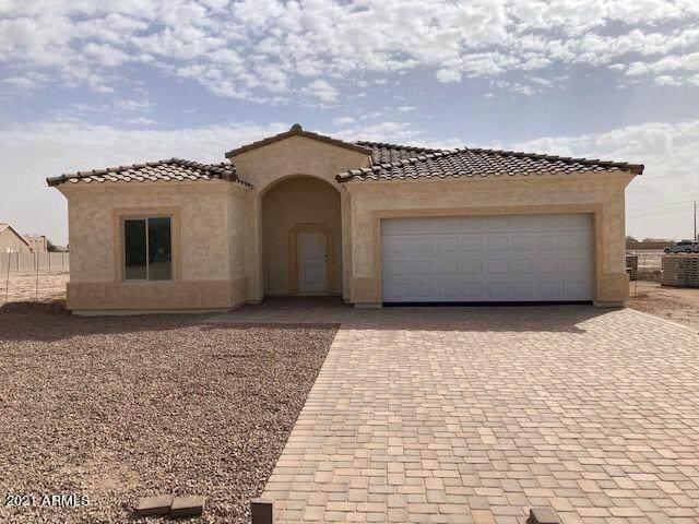 15961 S Stevens Place, Arizona City, AZ 85123 (MLS #6306093) :: Dave Fernandez Team | HomeSmart