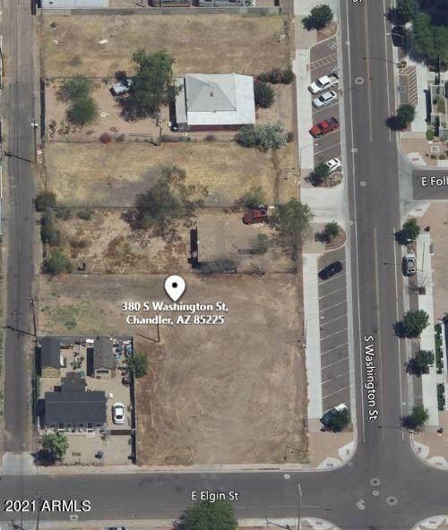 380 S Washington Street, Chandler, AZ 85225 (MLS #6306130) :: Keller Williams Realty Phoenix