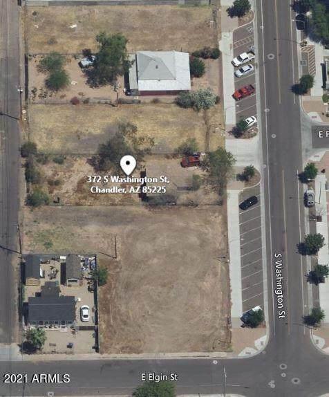 372 S Washington Street, Chandler, AZ 85225 (MLS #6306139) :: Yost Realty Group at RE/MAX Casa Grande