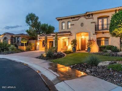 13306 W Via Caballo Blanco, Peoria, AZ 85383 (MLS #6306398) :: Elite Home Advisors