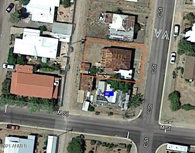 203 C Street, Bisbee, AZ 85603 (MLS #6306631) :: The Luna Team