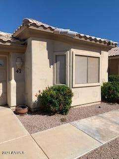 5830 E Mckellips Road #47, Mesa, AZ 85215 (MLS #6306765) :: The Garcia Group