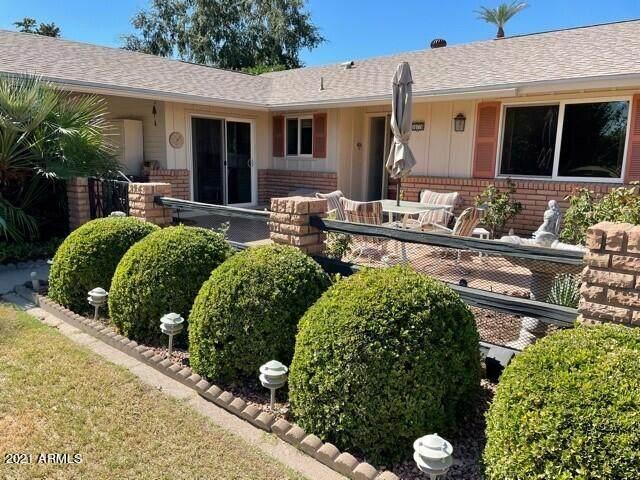 10776 W Cinnebar Avenue, Sun City, AZ 85351 (MLS #6306803) :: Elite Home Advisors