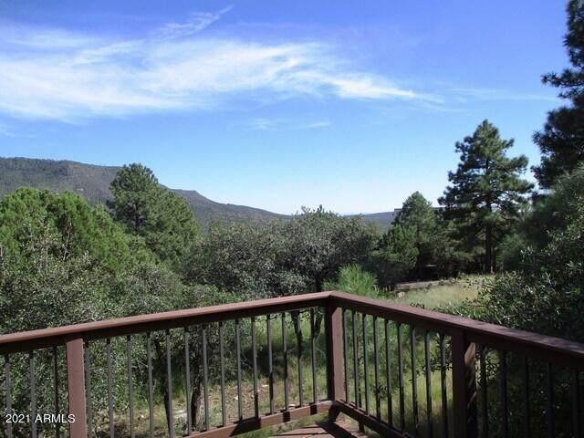 6140 W Skyview Circle, Pine, AZ 85544 (MLS #6307391) :: The Copa Team | The Maricopa Real Estate Company