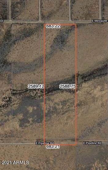 0 E Pipeline Road, Willcox, AZ 85643 (MLS #6307673) :: Power Realty Group Model Home Center