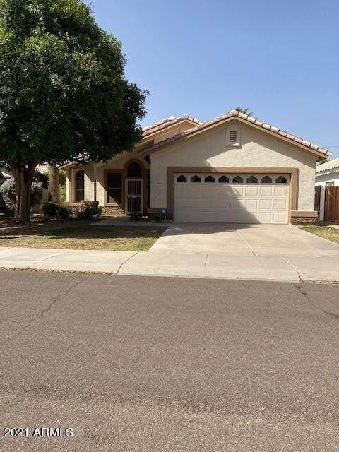 3068 N 83RD Place, Scottsdale, AZ 85251 (MLS #6307835) :: The Garcia Group