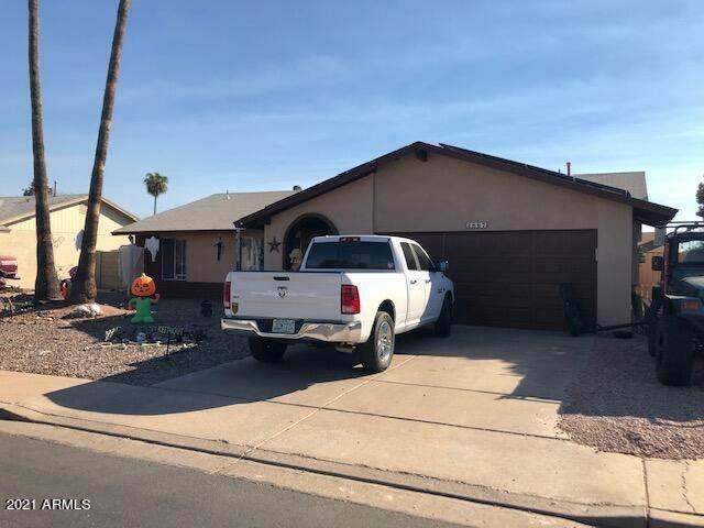 2867 E El Moro Avenue, Mesa, AZ 85204 (MLS #6308585) :: The Laughton Team