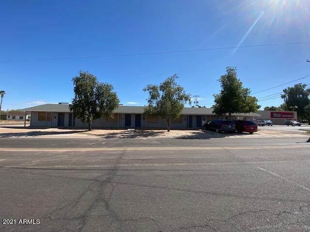 710 N Olive Avenue, Casa Grande, AZ 85122 (MLS #6308841) :: The Laughton Team