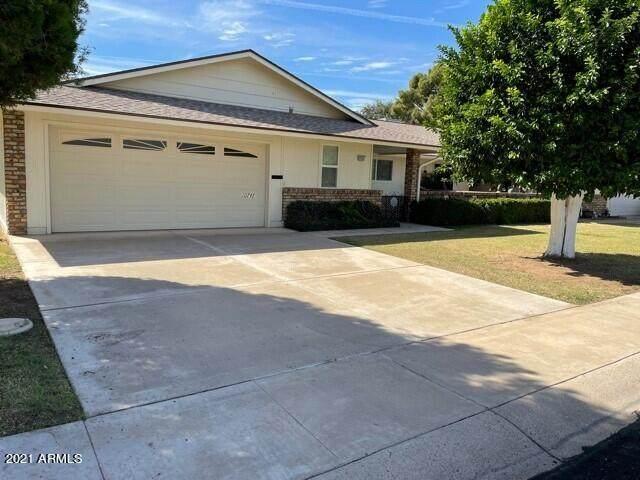 10741 W Cheryl Drive, Sun City, AZ 85351 (MLS #6309053) :: Elite Home Advisors