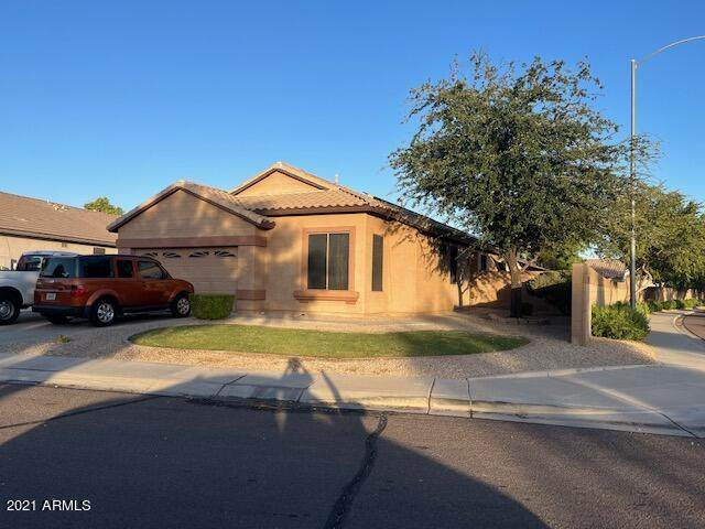 20735 N 94TH Lane, Peoria, AZ 85382 (MLS #6309101) :: The Property Partners at eXp Realty