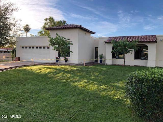 7377 E Laredo Lane, Scottsdale, AZ 85250 (MLS #6309191) :: The Property Partners at eXp Realty