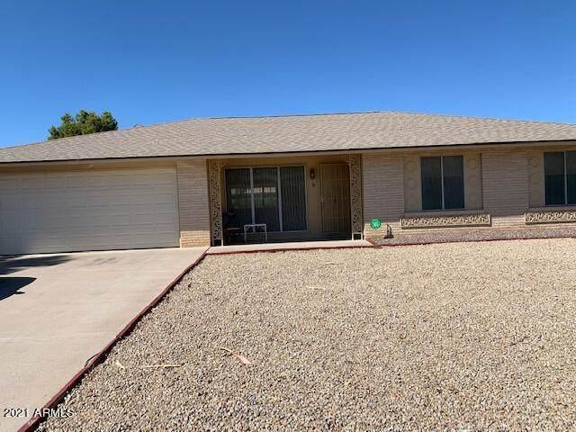 10214 W Burns Drive, Sun City, AZ 85351 (MLS #6309274) :: The Daniel Montez Real Estate Group