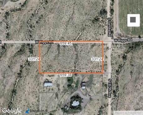 0 W Riggs Road, Buckeye, AZ 85326 (MLS #6309511) :: The Garcia Group
