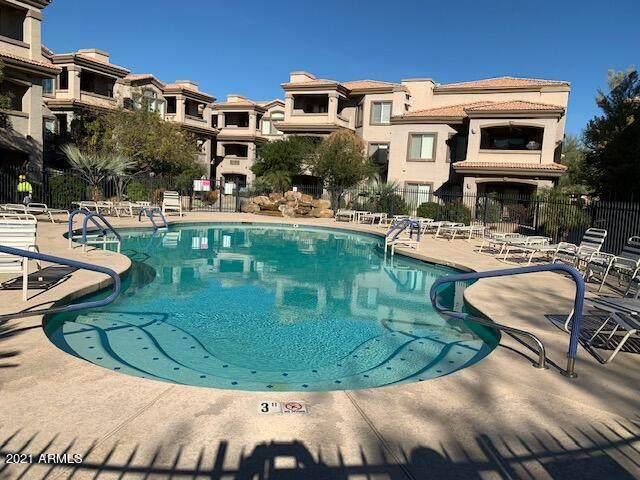 14000 N 94TH Street #1167, Scottsdale, AZ 85260 (MLS #6309735) :: Howe Realty