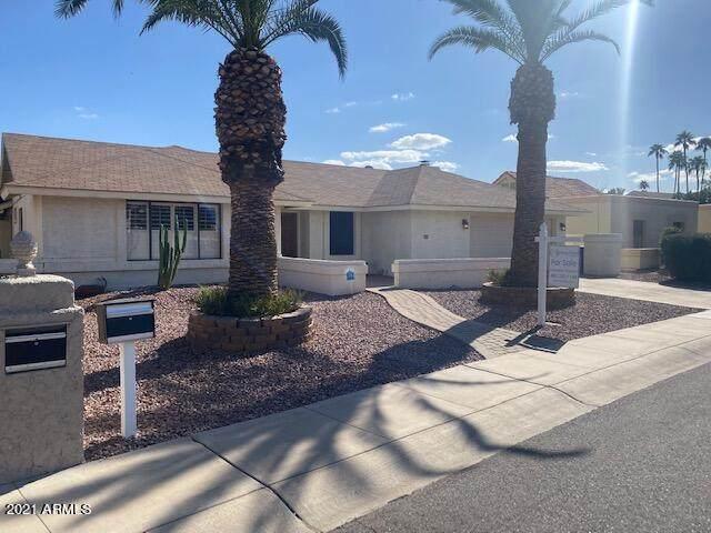 603 W Straford Drive, Chandler, AZ 85225 (MLS #6310046) :: Yost Realty Group at RE/MAX Casa Grande
