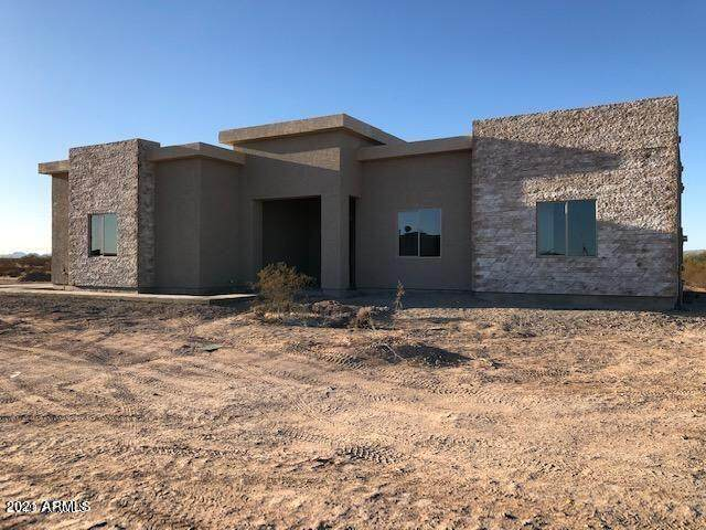 30312 N 242nd Avenue, Wittmann, AZ 85361 (MLS #6310423) :: Long Realty West Valley
