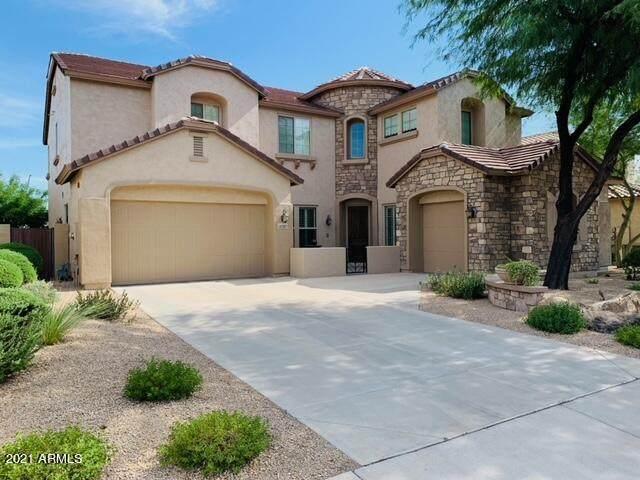 8787 W Buckhorn Trail, Peoria, AZ 85383 (MLS #6310857) :: Fred Delgado Real Estate Group