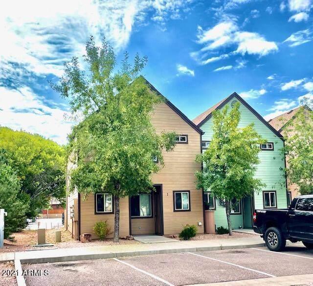 805 W Longhorn Road #1, Payson, AZ 85541 (MLS #6310892) :: Arizona Home Group