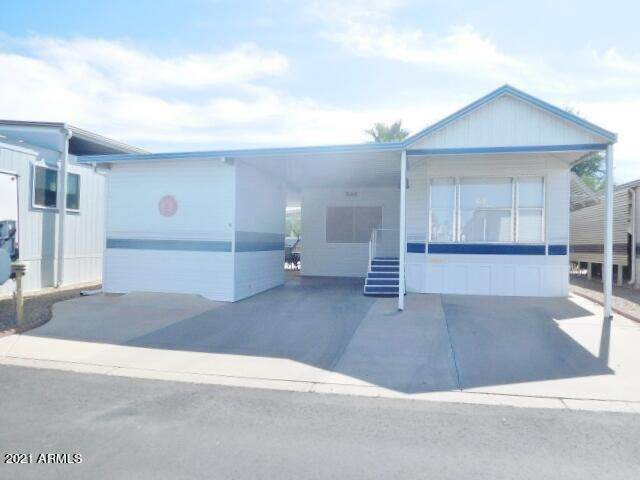 17200 W Bell Road #329, Surprise, AZ 85374 (MLS #6310930) :: Midland Real Estate Alliance