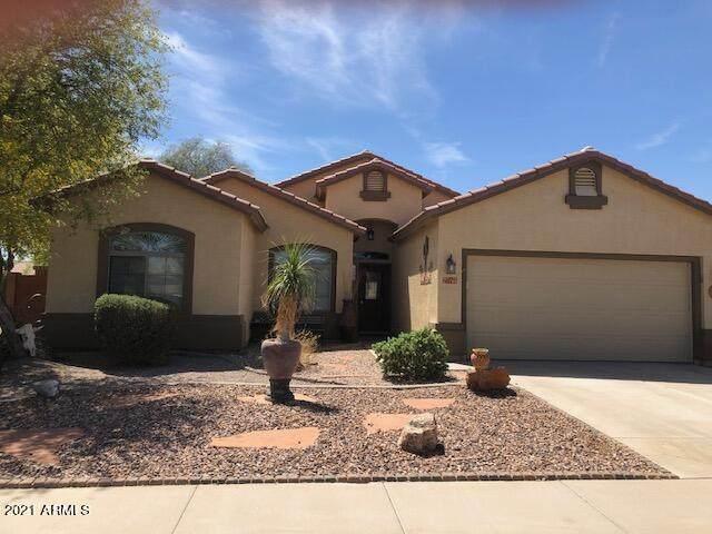 1141 E Racine Drive, Casa Grande, AZ 85122 (MLS #6310942) :: Arizona Home Group