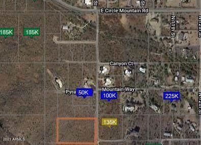 43000 N 10TH Street, New River, AZ 85087 (MLS #6311025) :: Maison DeBlanc Real Estate