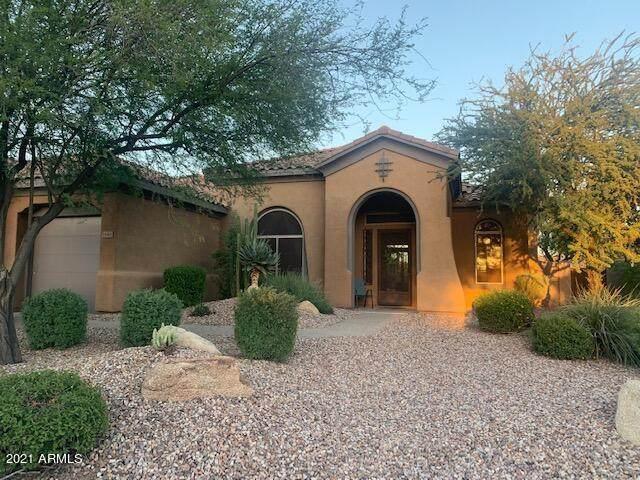 1540 W Laurel Greens Court, Phoenix, AZ 85086 (MLS #6311116) :: Service First Realty