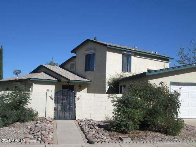 4995 E Cielo Circle, Sierra Vista, AZ 85635 (MLS #6311211) :: Maison DeBlanc Real Estate