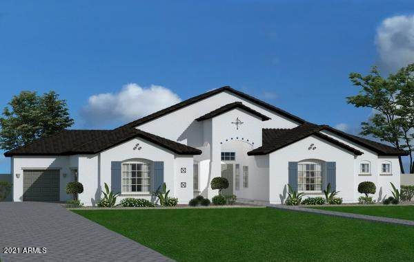 184XX E Navajo Drive, Queen Creek, AZ 85142 (MLS #6311226) :: Elite Home Advisors