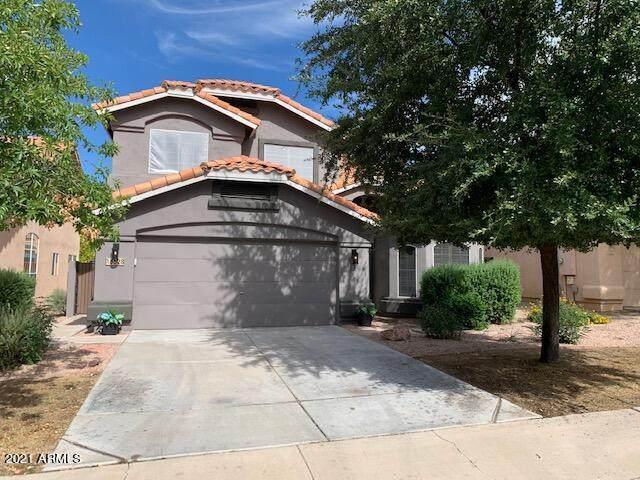 6628 E Saddleback Street, Mesa, AZ 85215 (MLS #6311440) :: Zolin Group