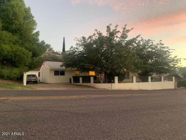 1316 E Mesquite Street, Globe, AZ 85501 (MLS #6311478) :: Long Realty West Valley