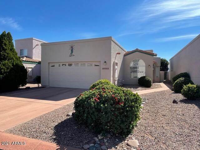 4592 Desert Springs Trail, Sierra Vista, AZ 85635 (MLS #6311534) :: Maison DeBlanc Real Estate