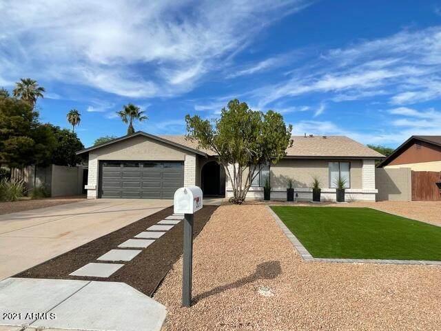 904 W Mesquite Street, Chandler, AZ 85225 (MLS #6311595) :: Long Realty West Valley